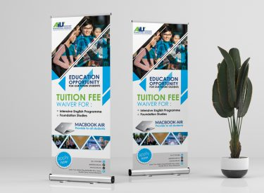 Banner Stand (Albukhary)