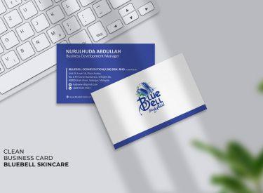 Business Card (Bluebell)