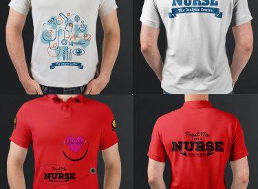 T-Shirt (The Dialysis Centre)